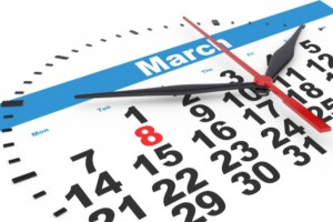clock with calendar: SBD Medical Blog