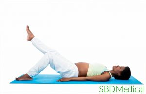 how to start exercising after c-section